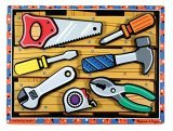 Toddler Tool Puzzle by Melissa and Doug