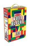 Wood Blocks, Melissa and Doug