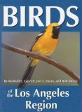 Birds of the Los Angeles Region Book Cover