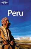 Lonely Planet Peru Book Cover