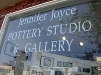 Jennifer Joyce Pottery Studio and Gallery