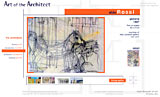 Flash Website Design -- Art of the Architect
